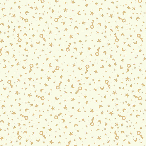 Keys and Stars - Cream