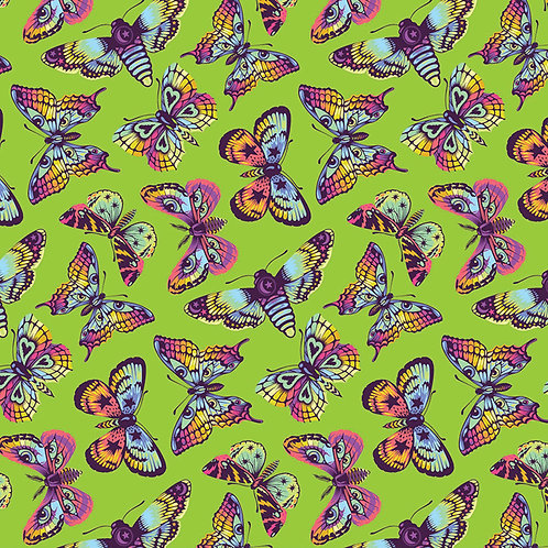 Butterfly Kisses - Avocado