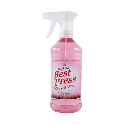 Best Press - Tea Rose Garden