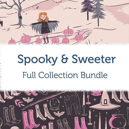 Spooky & Sweeter - Full Collection Bundle