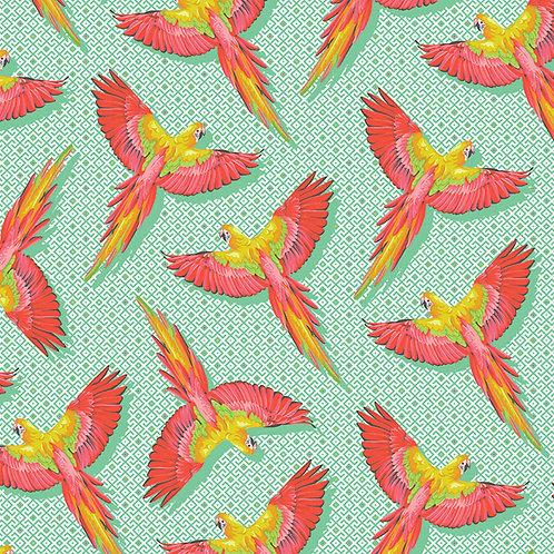 Macaw Ya Later - Mango