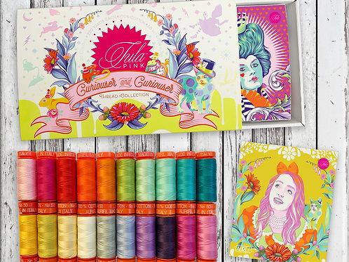 Curiouser & Curiouser Thread Collection