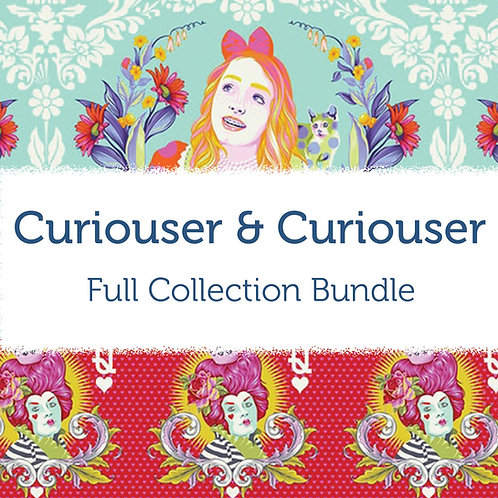 Curiouser & Curiouser Full Collection