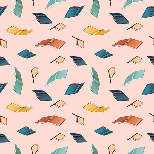 Books -Pink