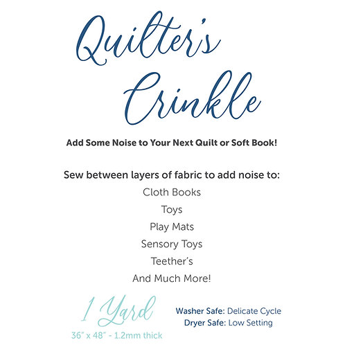 Quilters Crinkle