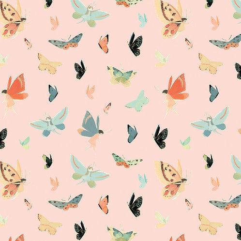Butterflies - Pink
