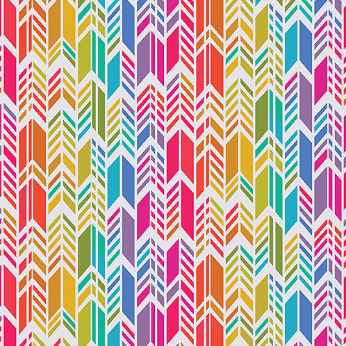 Rainbow Feather - Day