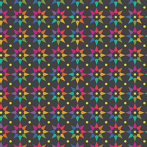 Rainbow Star - Night