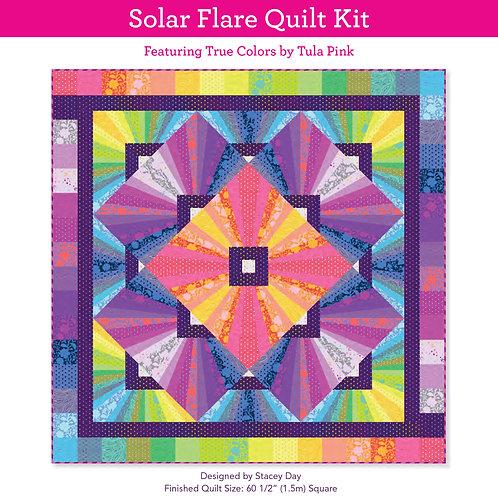 Solar Flare Quilt Kit
