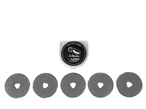 45mm Rotary Blades - Pack of 5
