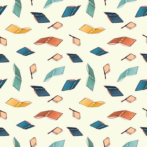 Books - Cream