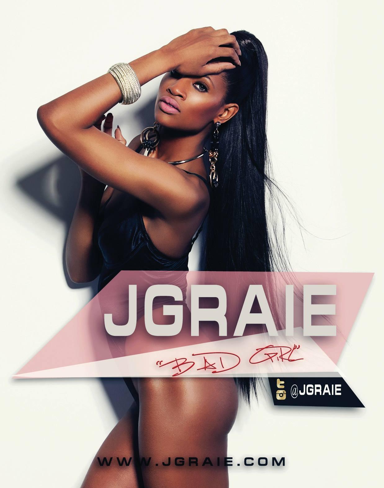 JGraie Poster Design