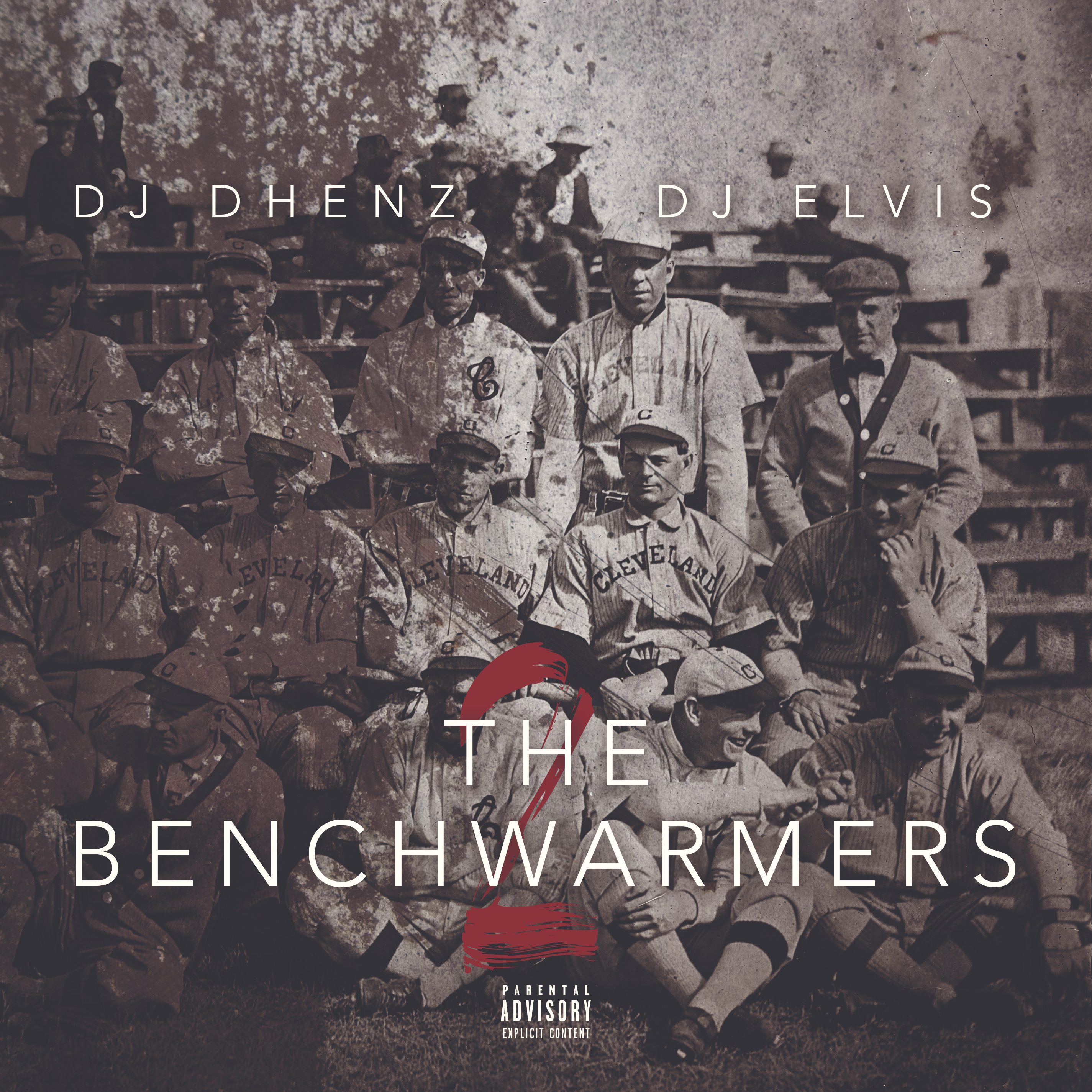 Benchwarmers Mixtape Cover