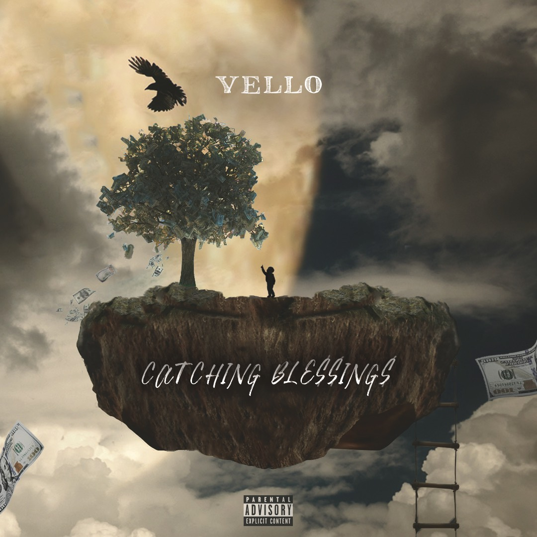 Catching Blessings Cover