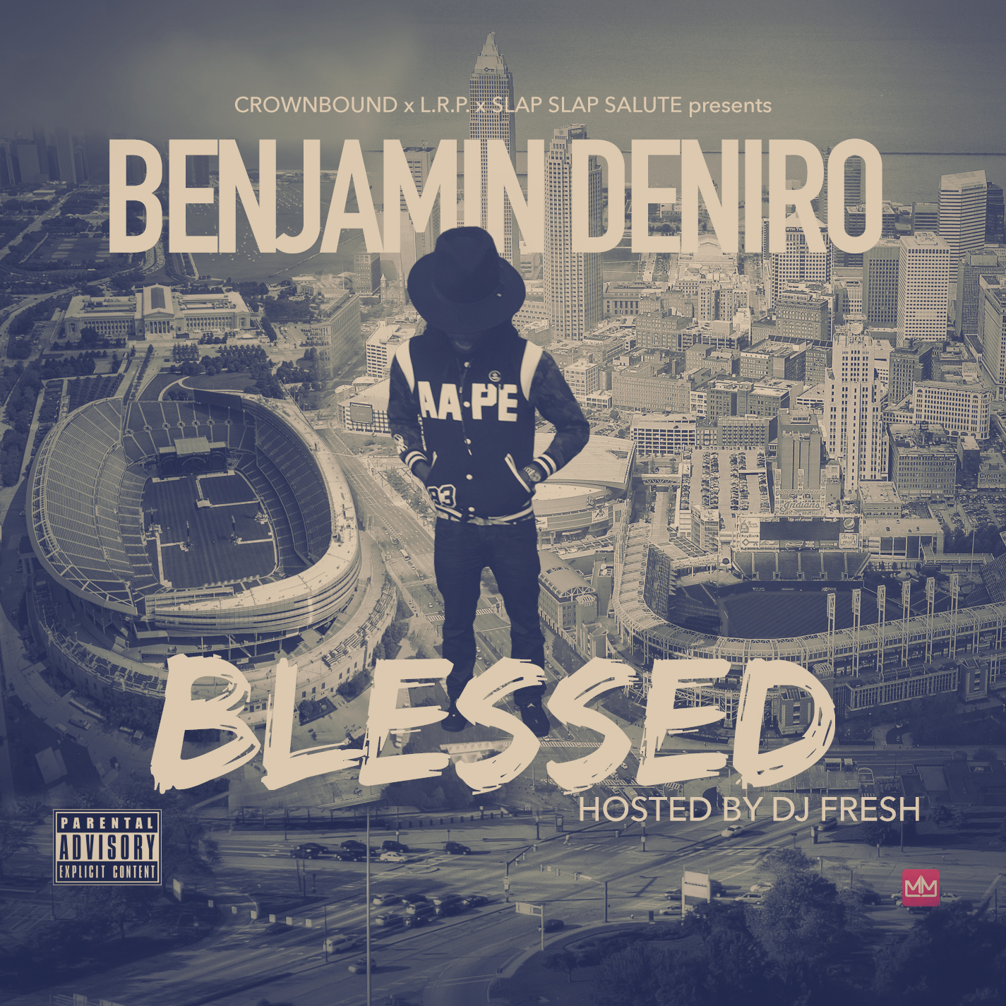 Blessed Mixtape Cover