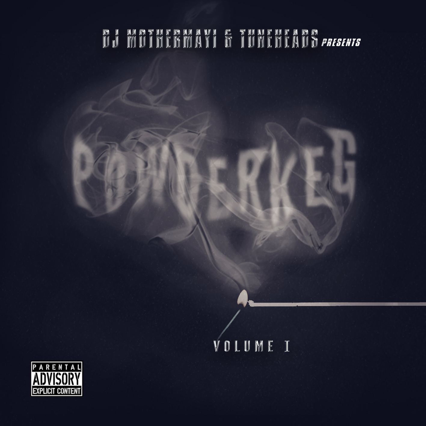 PowderKeg Mixtape Cover