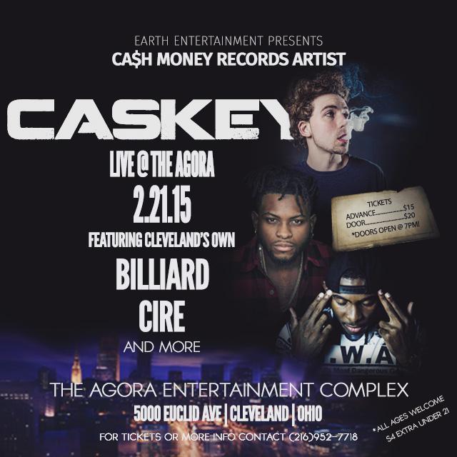 Caskey Concert Flyer