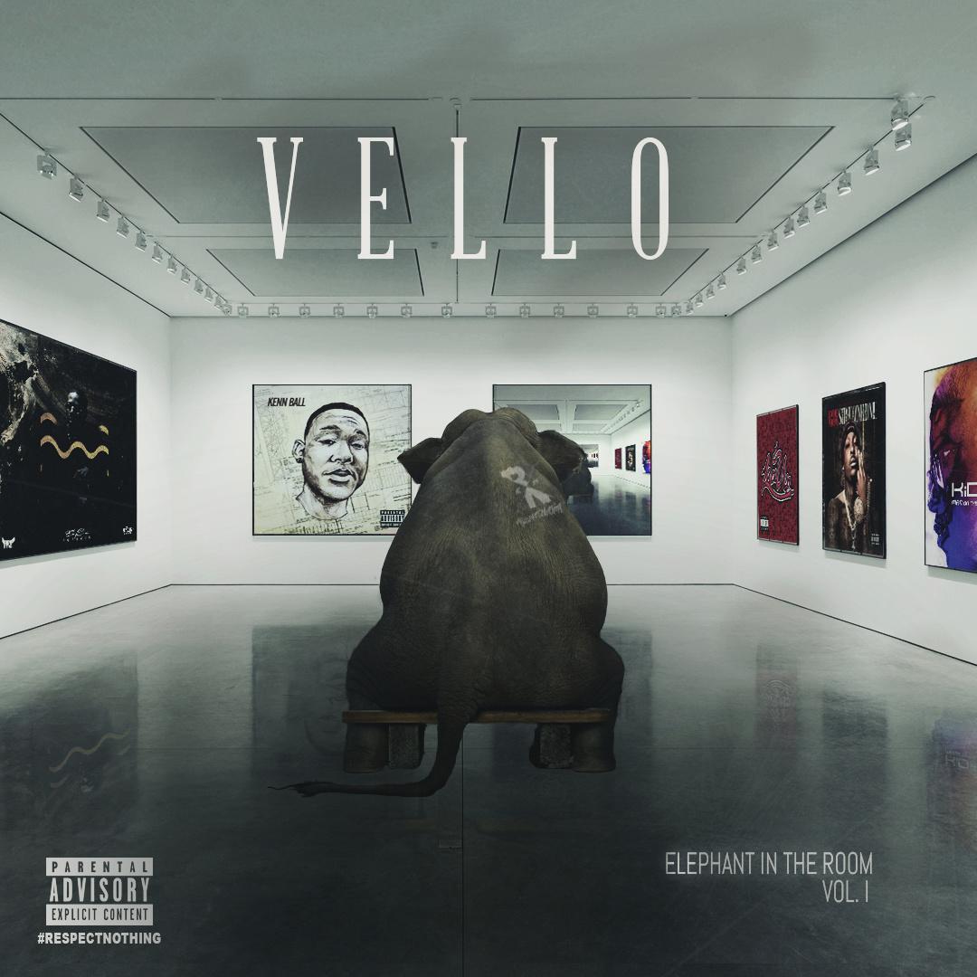 Vello Elephant Cover