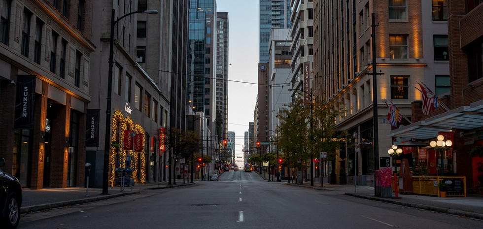 Vancouver BC 2020