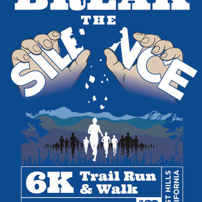 Break The Silence 6K Trail Run/Walk for Mental Health Awareness and Suicide Prevention