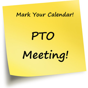 PTO Meeting - Friends of ECR