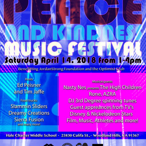 Peace and Kindness Festival