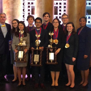 ECR Aca Deca Team Headed to Nationals