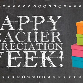 Donations & Volunteers Needed - Teacher Appreciation Week
