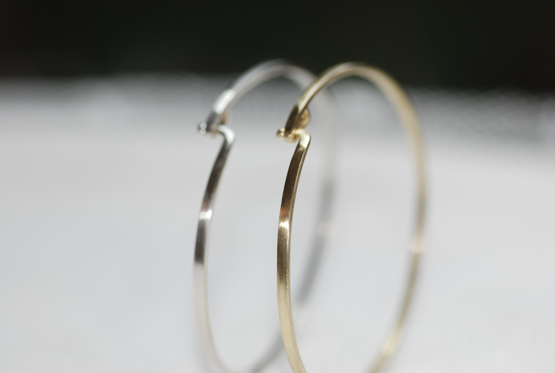 Armspange Gelbgold und Silber