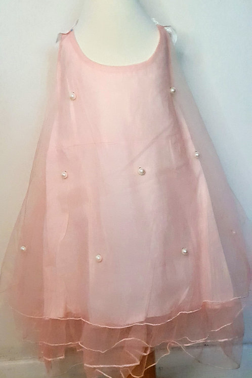 Baby Girls Layered Dress