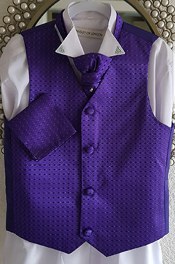 Fleck Waistcoat Set