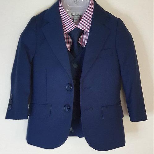 Baby Boys Jacket & Waistcoat Set