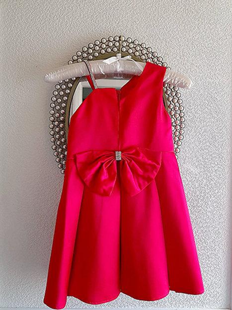 Diamante Strap Dress