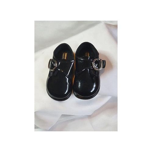 Baby Boys Side Buckle Shoe