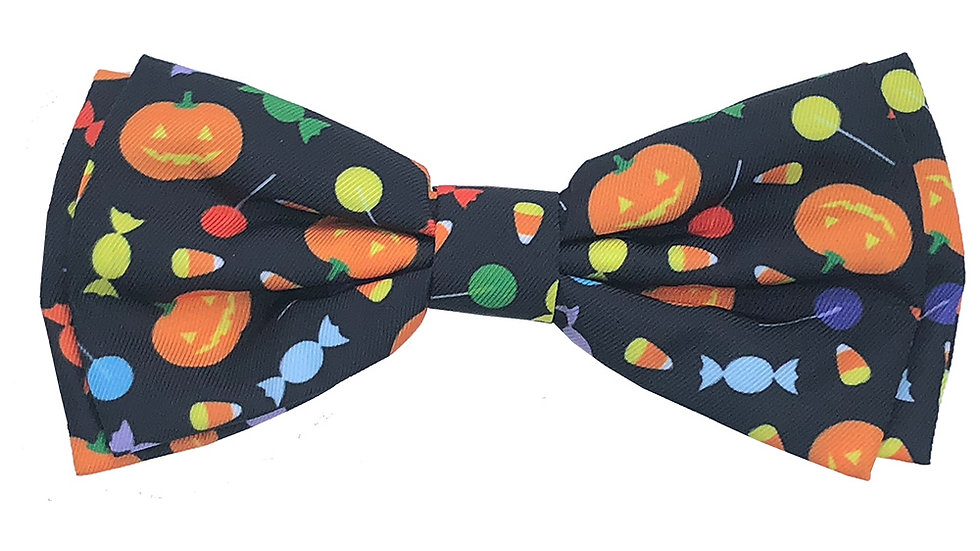 TRICK OR TREAT Bow Tie by Huxley & Kent