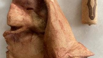 Freeze Dried Pig Ears Dog Treats by Vital Essentials