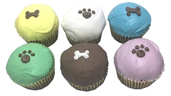 Cupcakes - Perishable - Sold in case of 6