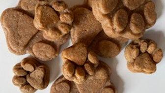 Peanut Butter Small Paws & Bones 2.5oz