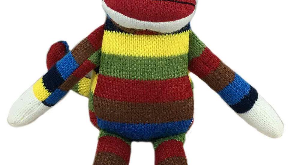 Small Sock Monkey by Lulubelles