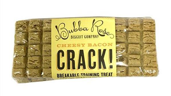 Crack! Cheesy Bacon Bars