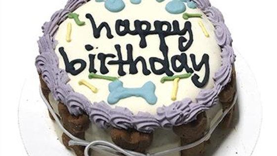 Unisex Birthday Cake - Shelf Stable