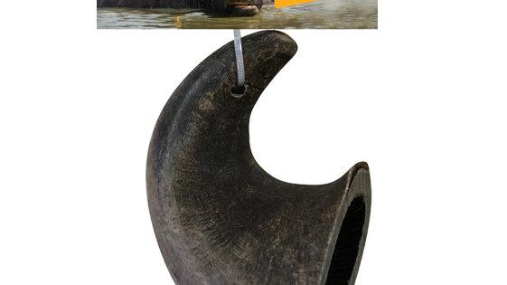 Water Buffalo Hornz SMALL Dog Chew