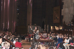 Cathedral School Hannukah Ceremony 2015