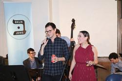 BK Jews Hannukah Party 2016