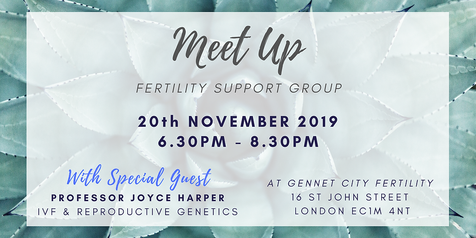 Support Group with Professor Joyce Harper