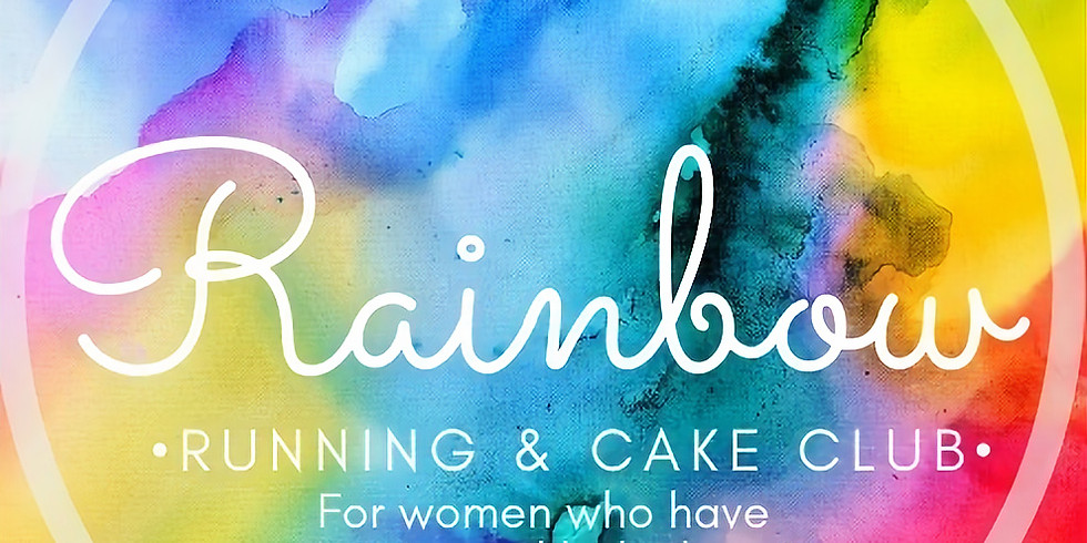 Rainbow Running and Cake Club: Launch Event