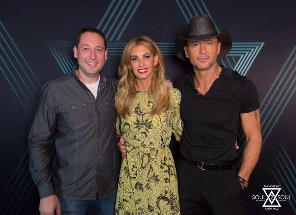 Tim McGraw & Faith Hill