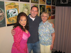 Loretta Lynn and Grandma