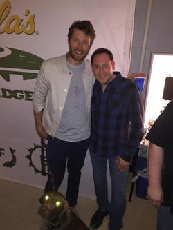 Brett Eldredge & Edgar