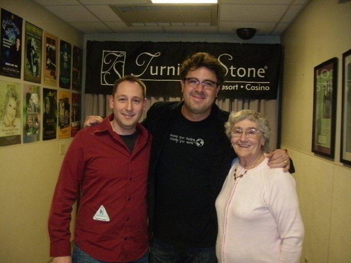 Vince Gill and Grandma